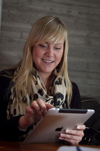 iPad-student