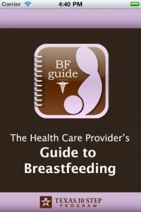 Breastfeeding Guide App