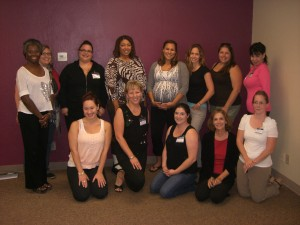 Childbirth Educator Wksp Aug 26, 2012