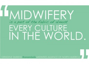 Midwifery science is ancient art