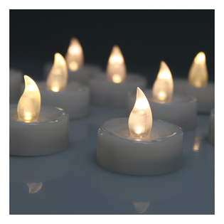 Lcd candles