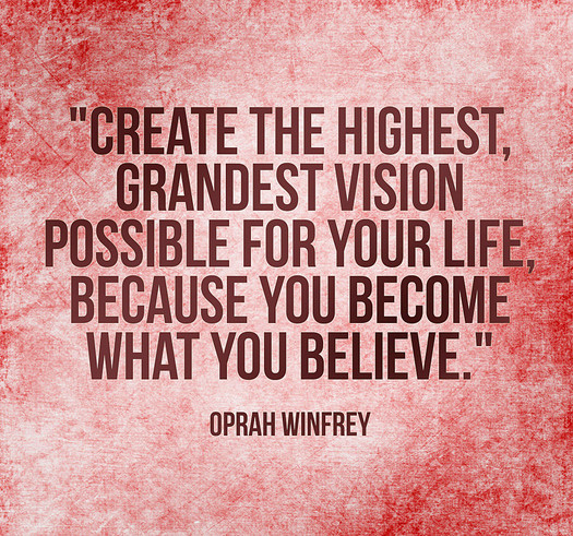 Create your vision