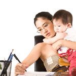 Busy mom loves flexibility of doula training online