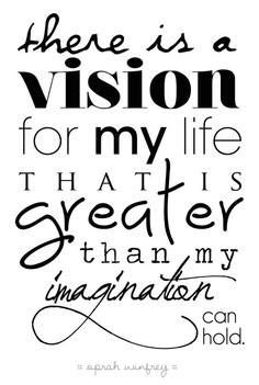 Life Vision quote