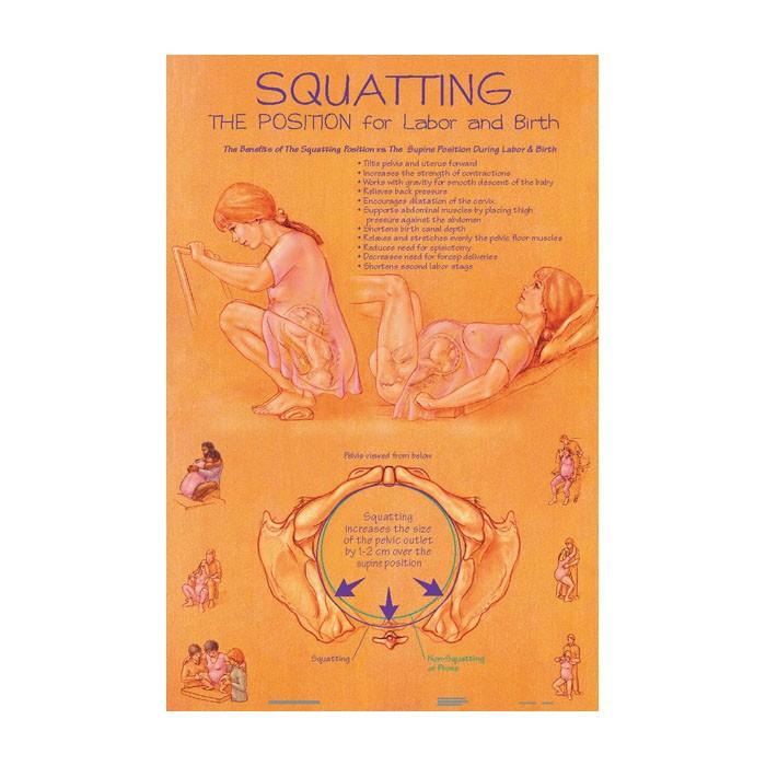 squat poster