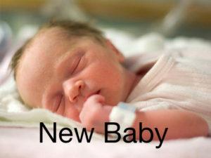 New Baby Class