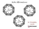 Birth Affirmations cover